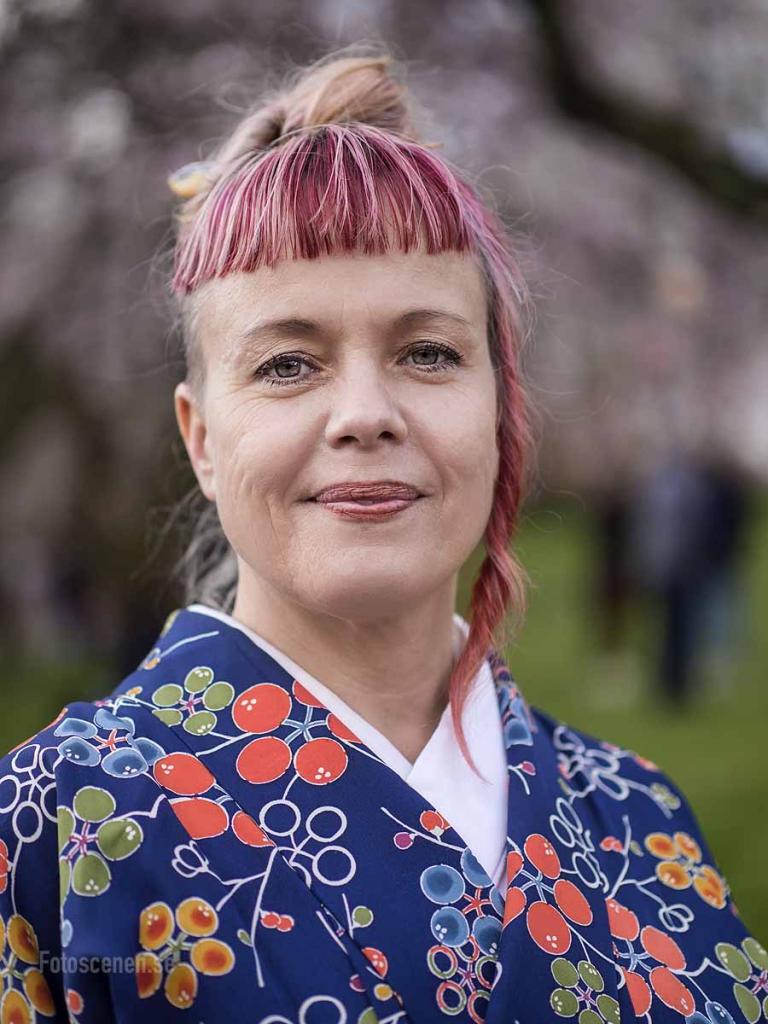 Hanami i Botaniska trädgården Göteborg 2015 08 Ami Skånberg