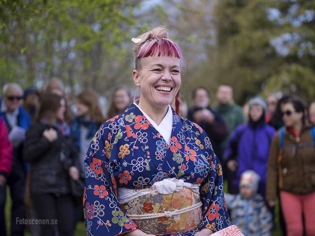 Hanami i Botaniska trädgården Göteborg 2015 10 Ami Skånberg