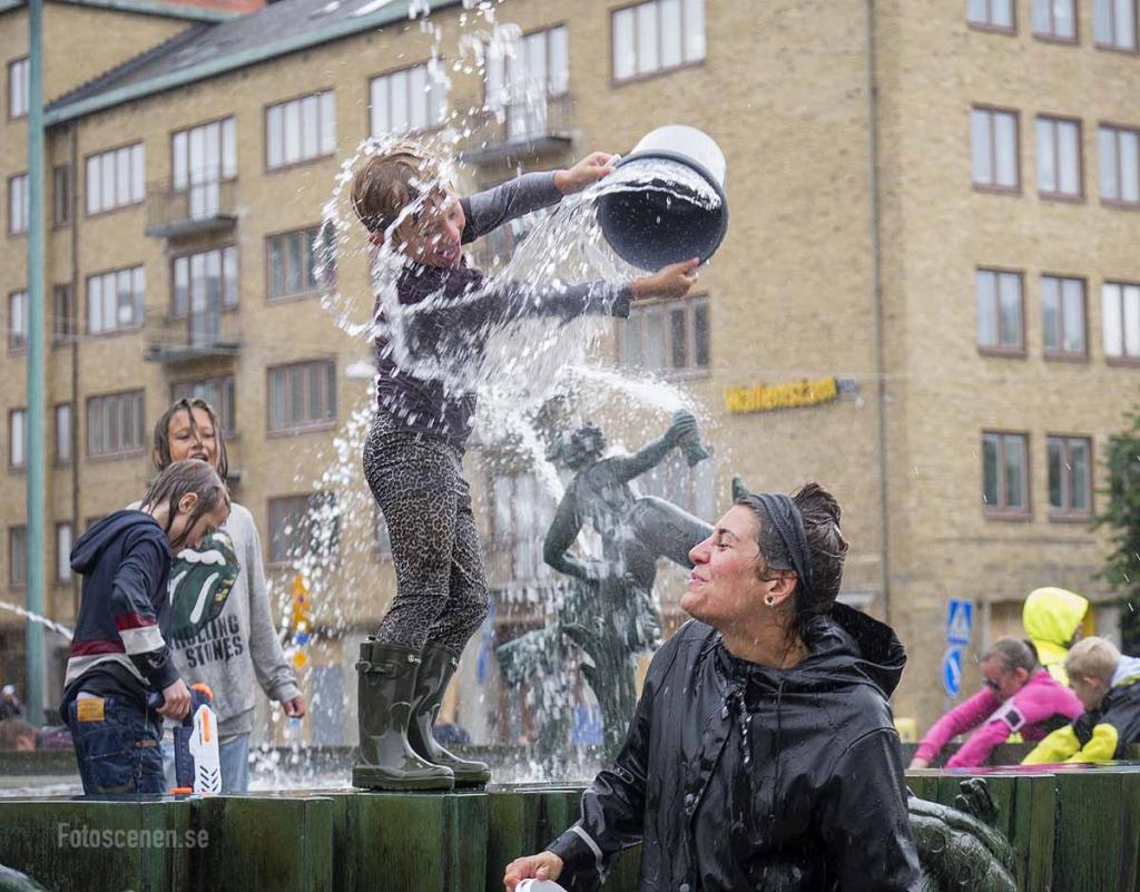 Vattenkrig Götaplatsen 2015 02