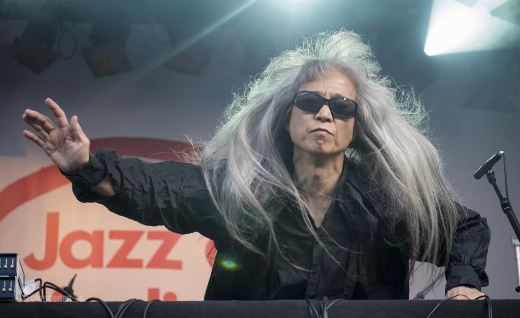 Jazz är farligt 2015 22 Keiji Haino