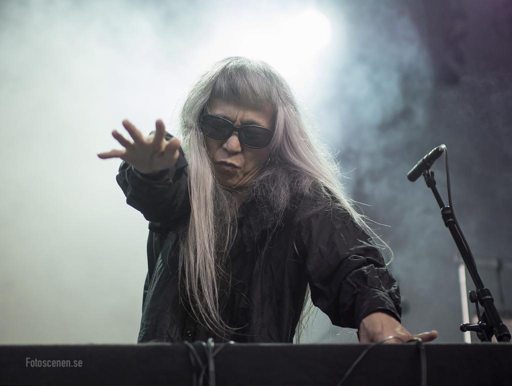 Jazz är farligt 2015 23 Keiji Haino