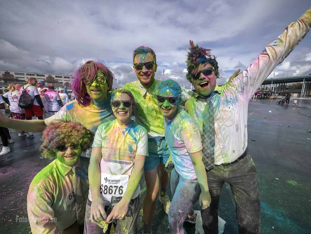 The Color Run Göteborg 2015 01
