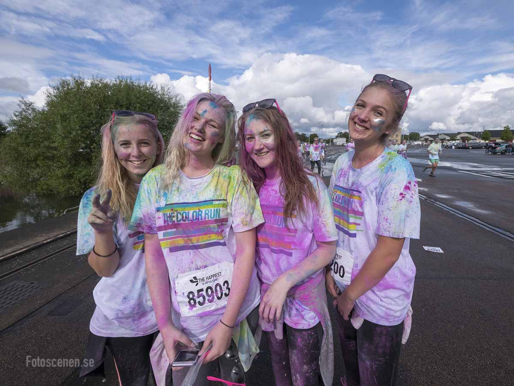 The Color Run Göteborg 2015 04
