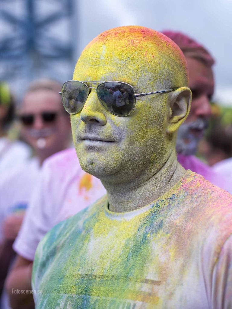 The Color Run Göteborg 2015 07