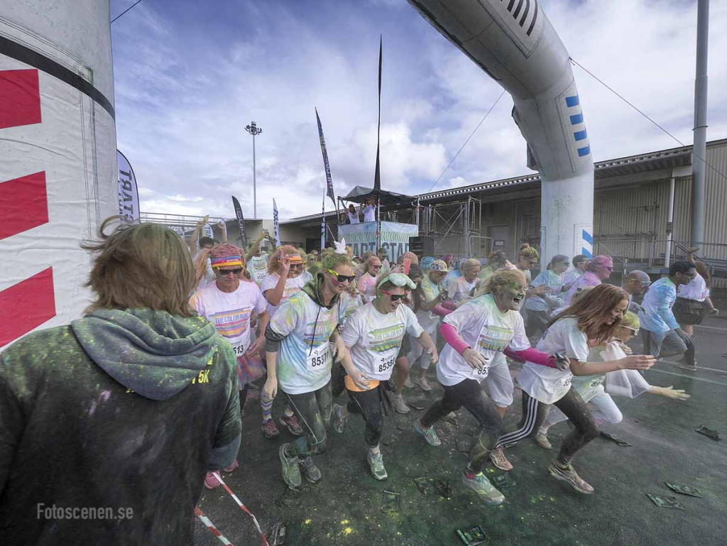 The Color Run Göteborg 2015 17