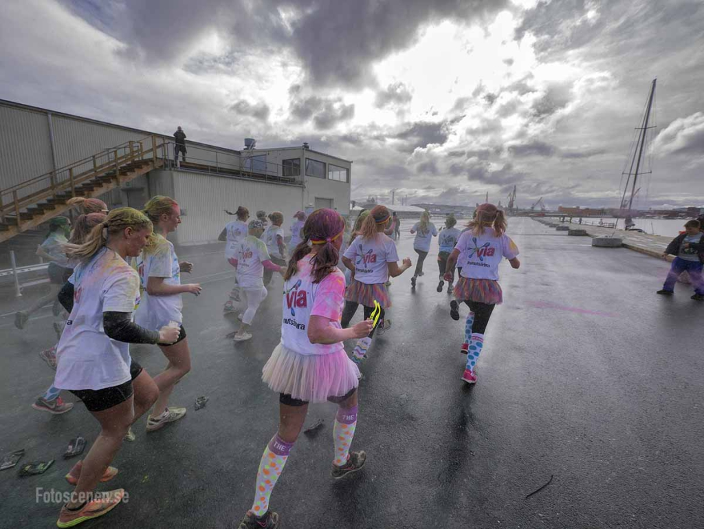 The Color Run Göteborg 2015 18