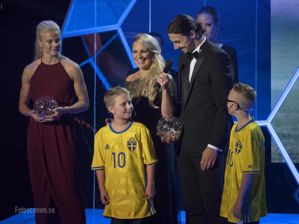 Sumpa inte det här nu, Zlatan Ibrahimović