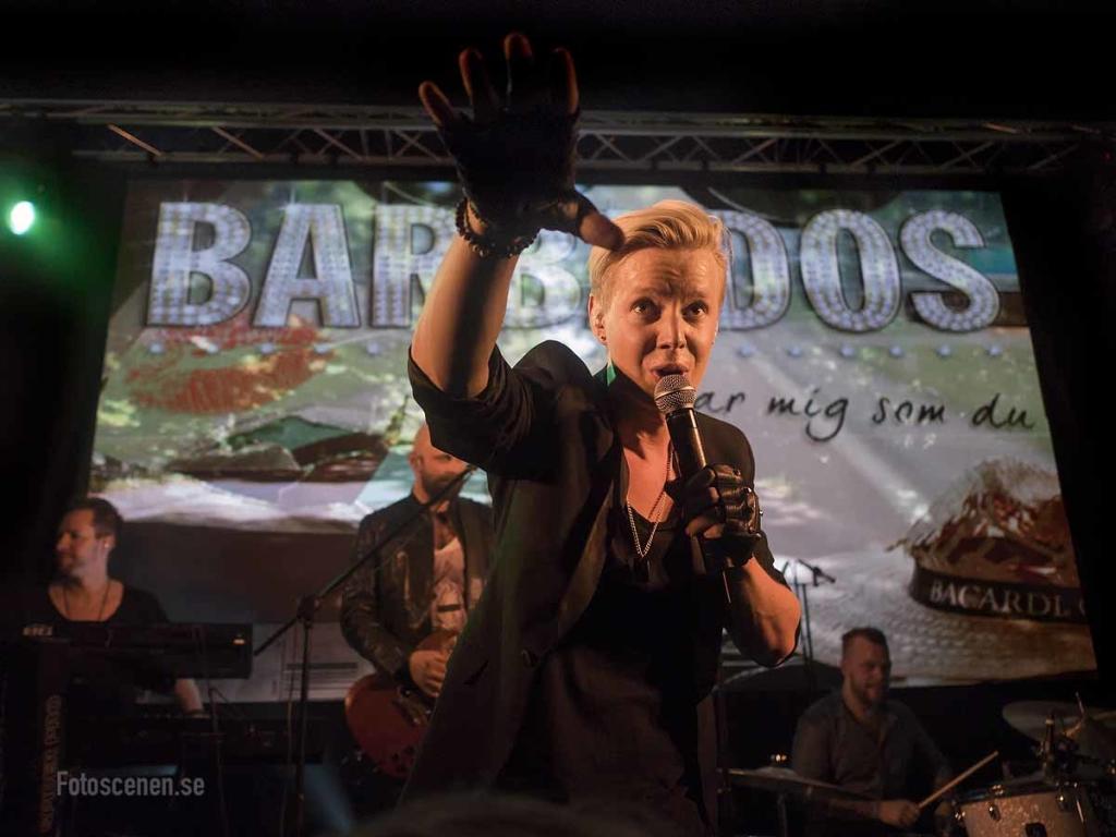 Schlagerkvällen Göteborg 2016 07 Barbados