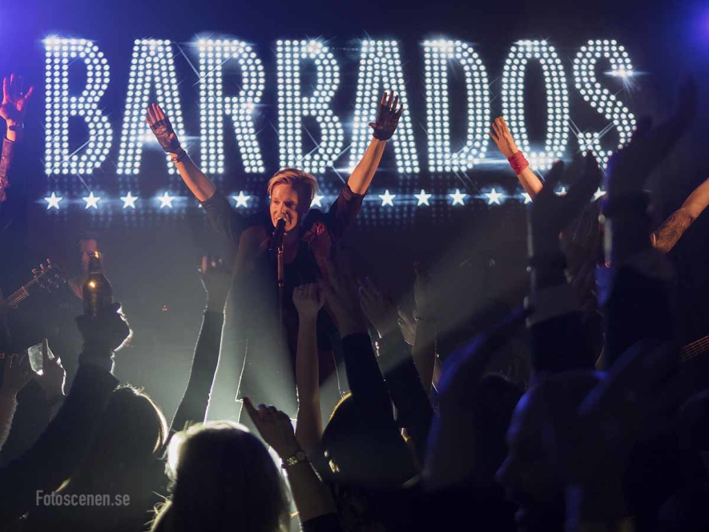 Schlagerkvällen Göteborg 2016 13 Barbados
