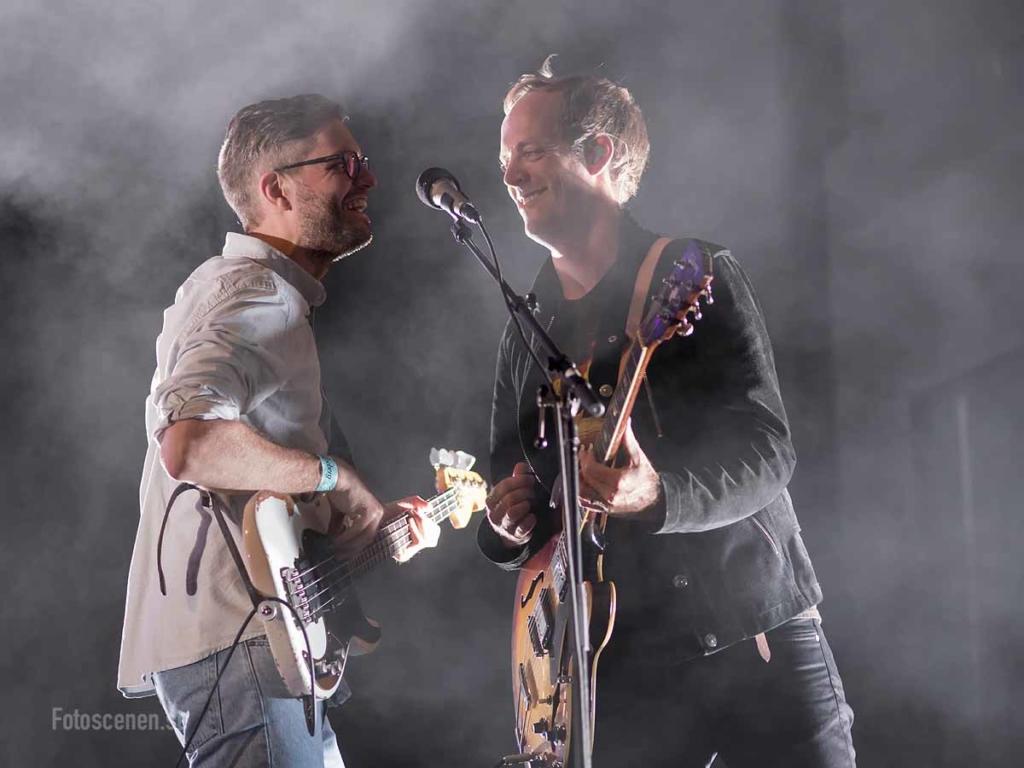 Jonas Gustavsson och Simon Ljungman